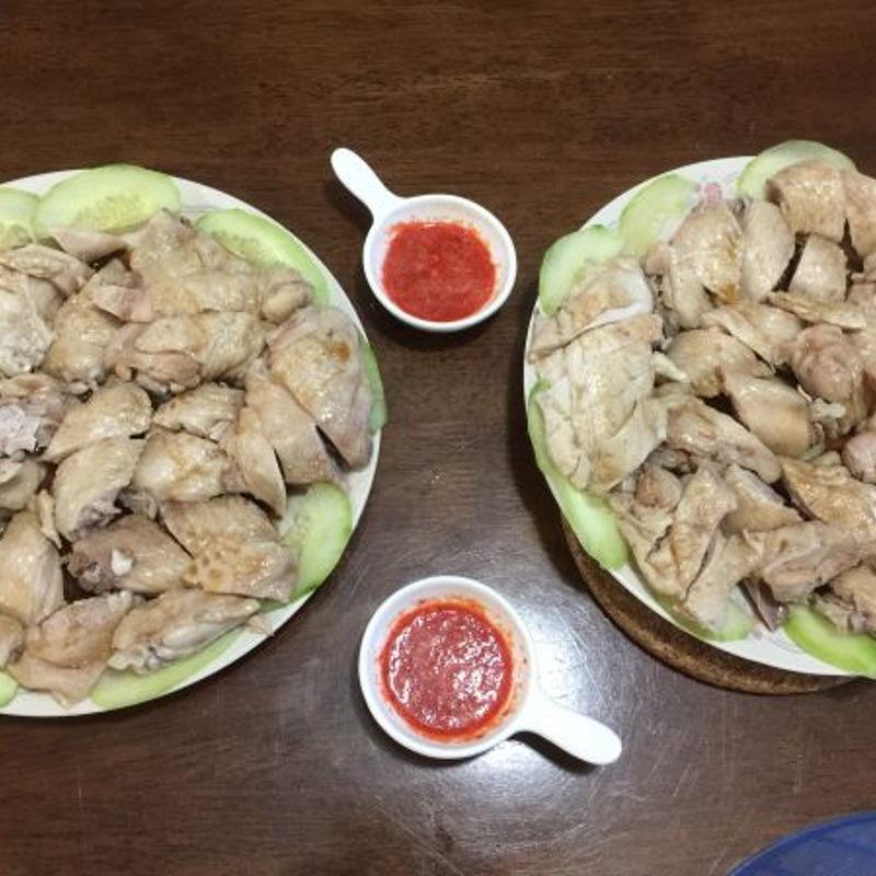 Best Hainanese Chicken I Had ever!