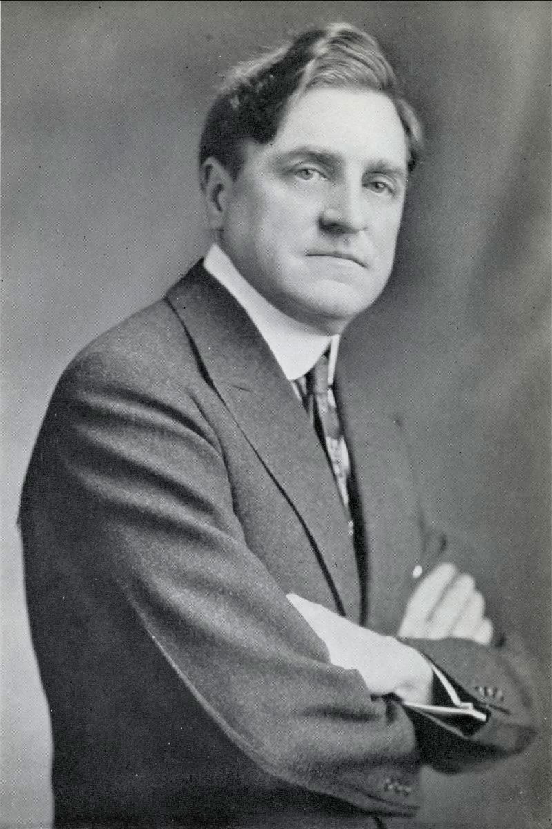William Andrews Clark, Jr. por cortesía de LA Phil Archives