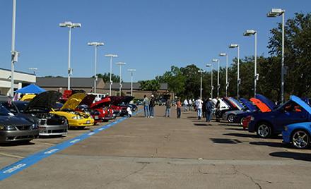 SVT Cobra Club Clinton Ford Show