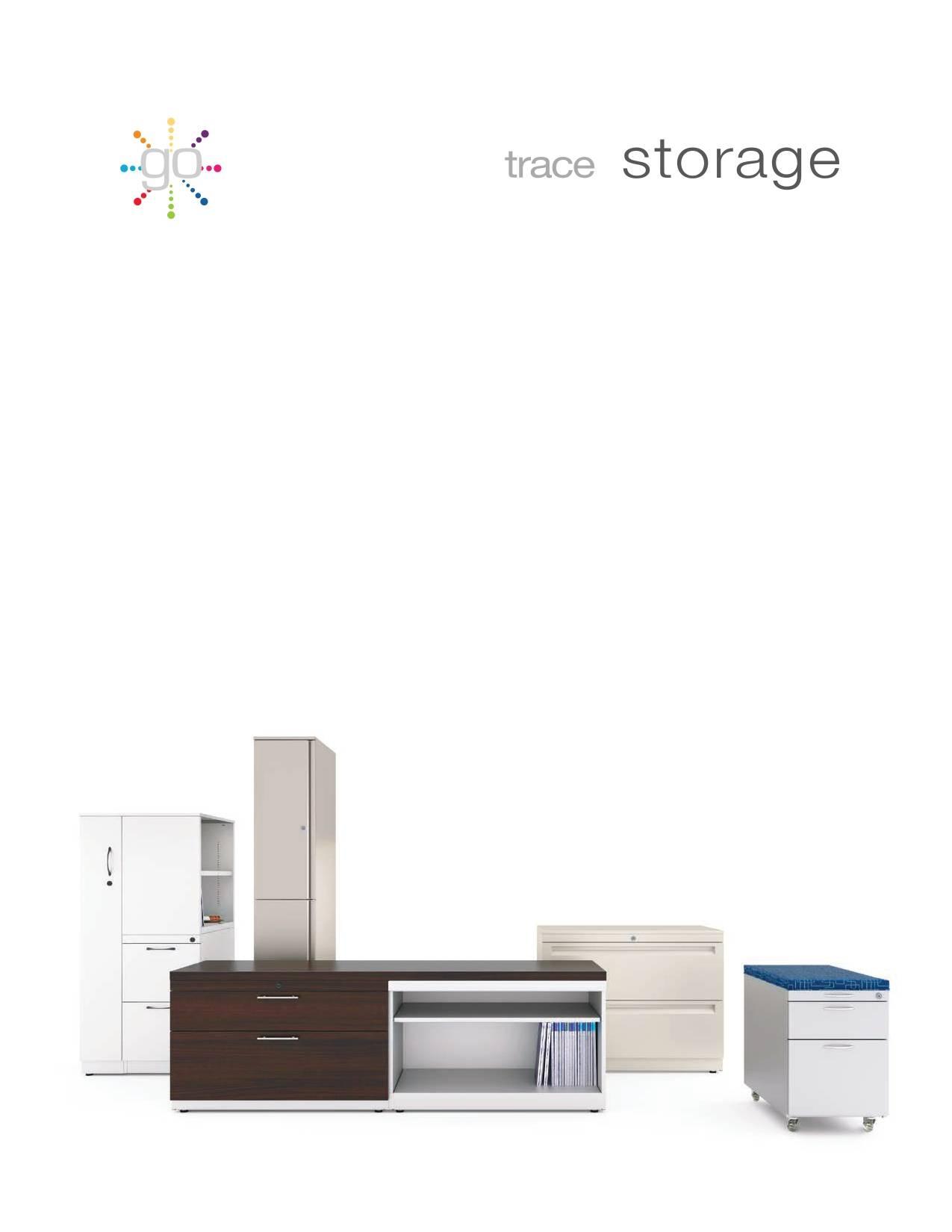 Great Openings Trace Storage Brochure