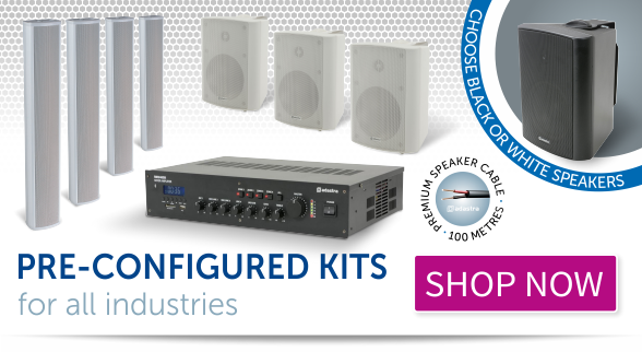 Shop now for pre-configured kits