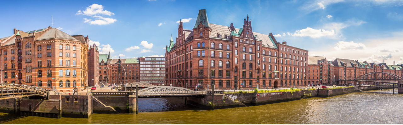 Real estate in Hamburg - Hamburger Speicherstadt