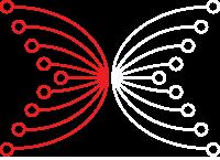 IOHK symbol inverted