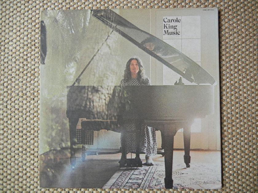 CAROL KING/ - MUSIC/ ODE Records SP-77013