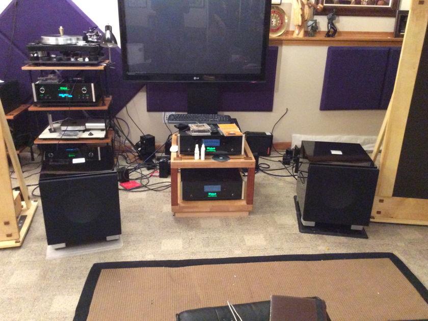 REL Acoustics S-5 SHO