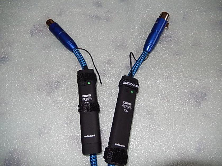 Audioquest  Sky  XLR Interconnector Cables
