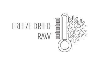 Pet Chef Freeze Dried Raw Dog Treats