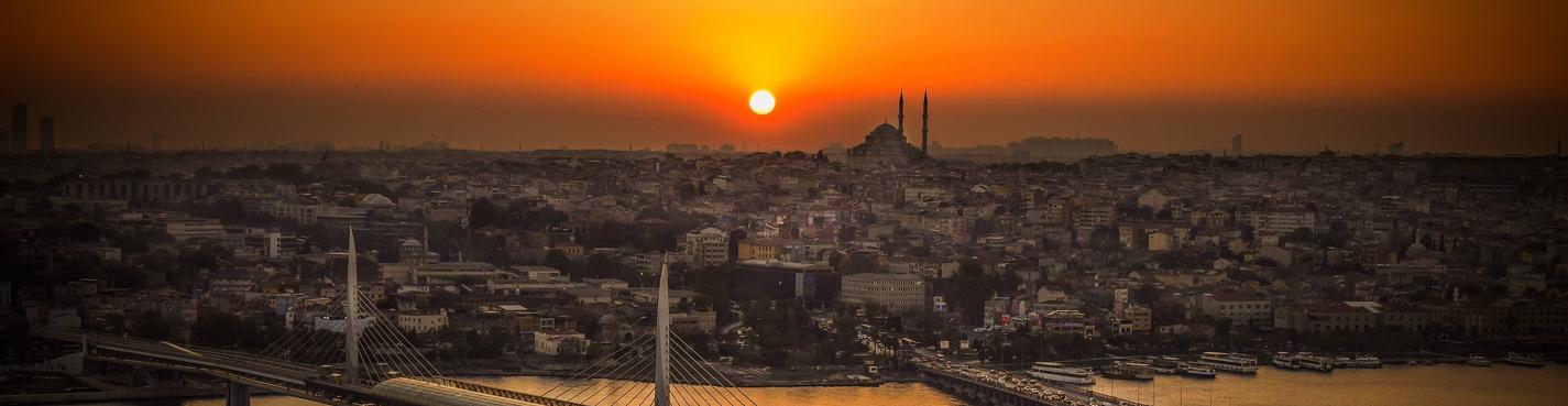 Историческая часть Стамбула