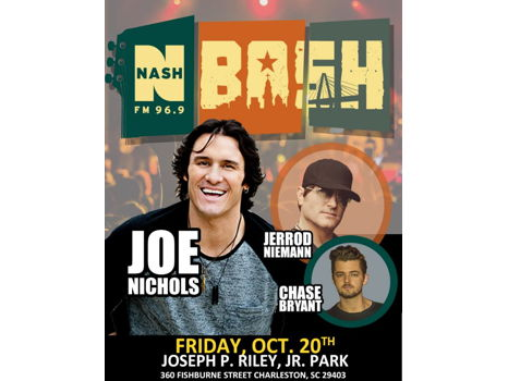 4th Annual Nash Bash with Joe Nichols - 2 VIP Tickets