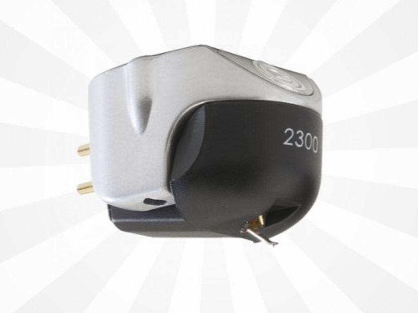 Goldring 2300 Stereo Cartridge. Brand New.