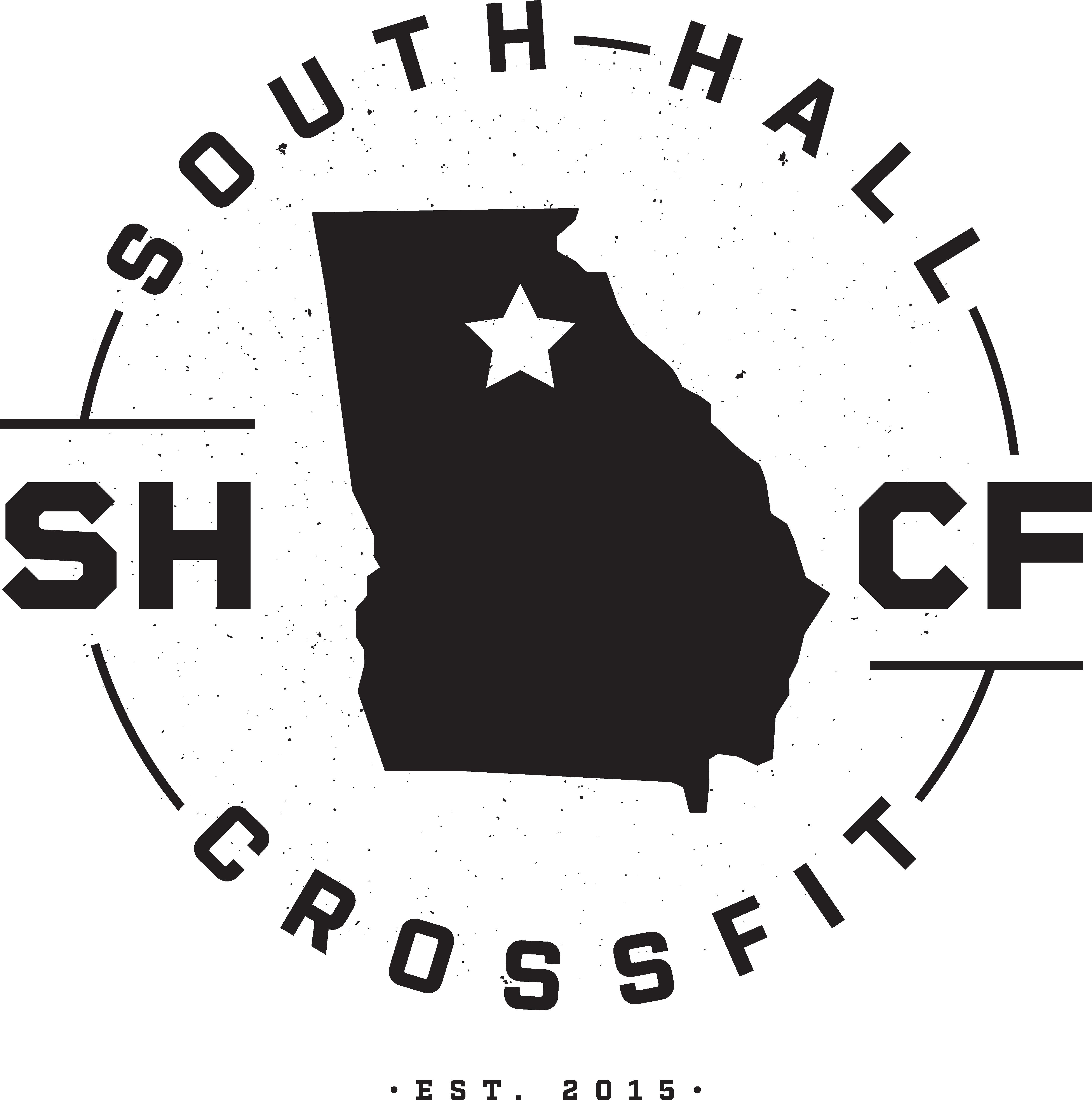 South Hall CrossFit logo