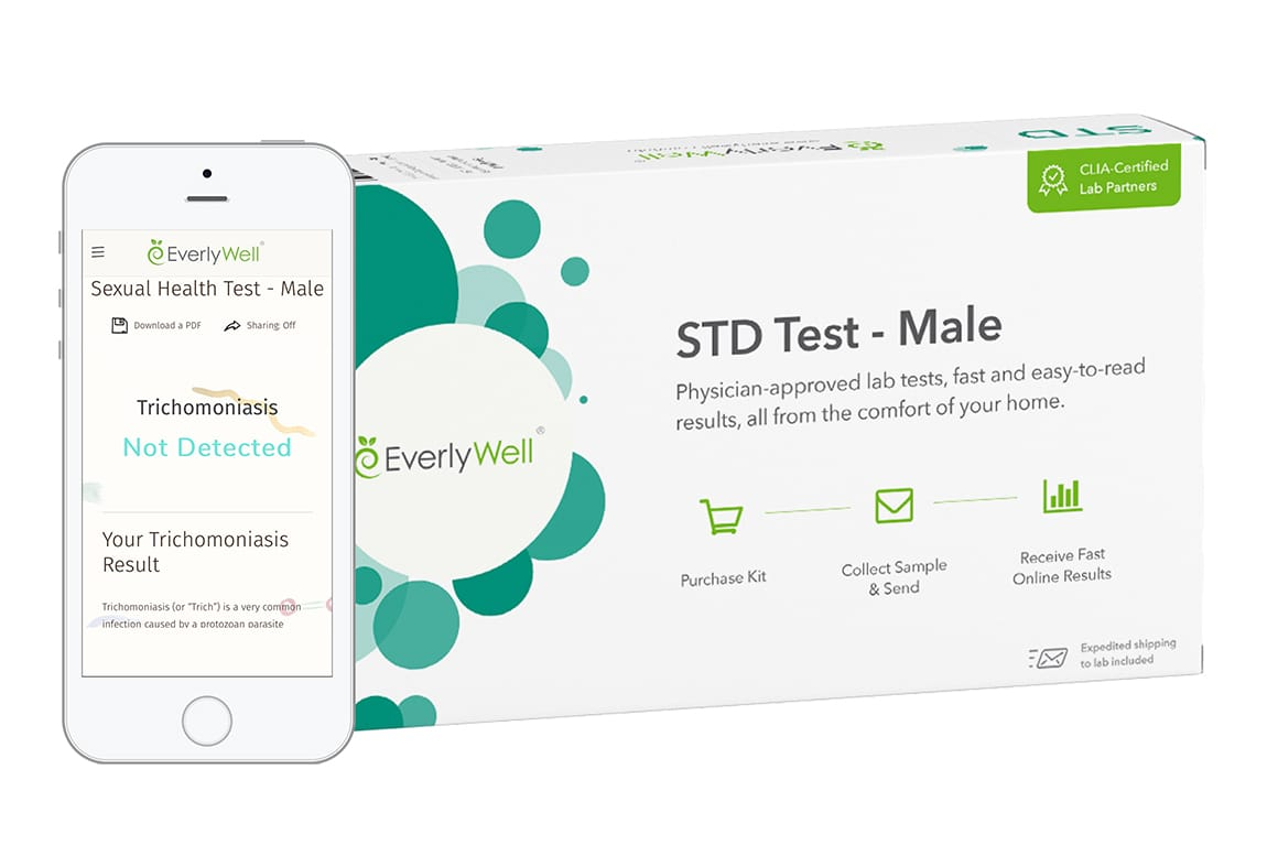 Everlywell at home std test for men results you can understand std test male solutioingenieria Choice Image