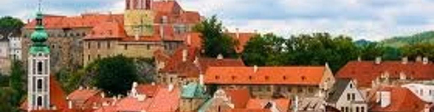 Атмосферный туризм. Поездка вторая: Чешский Крумлов, деревни, поля, холмы, замок Звиков и пивовар