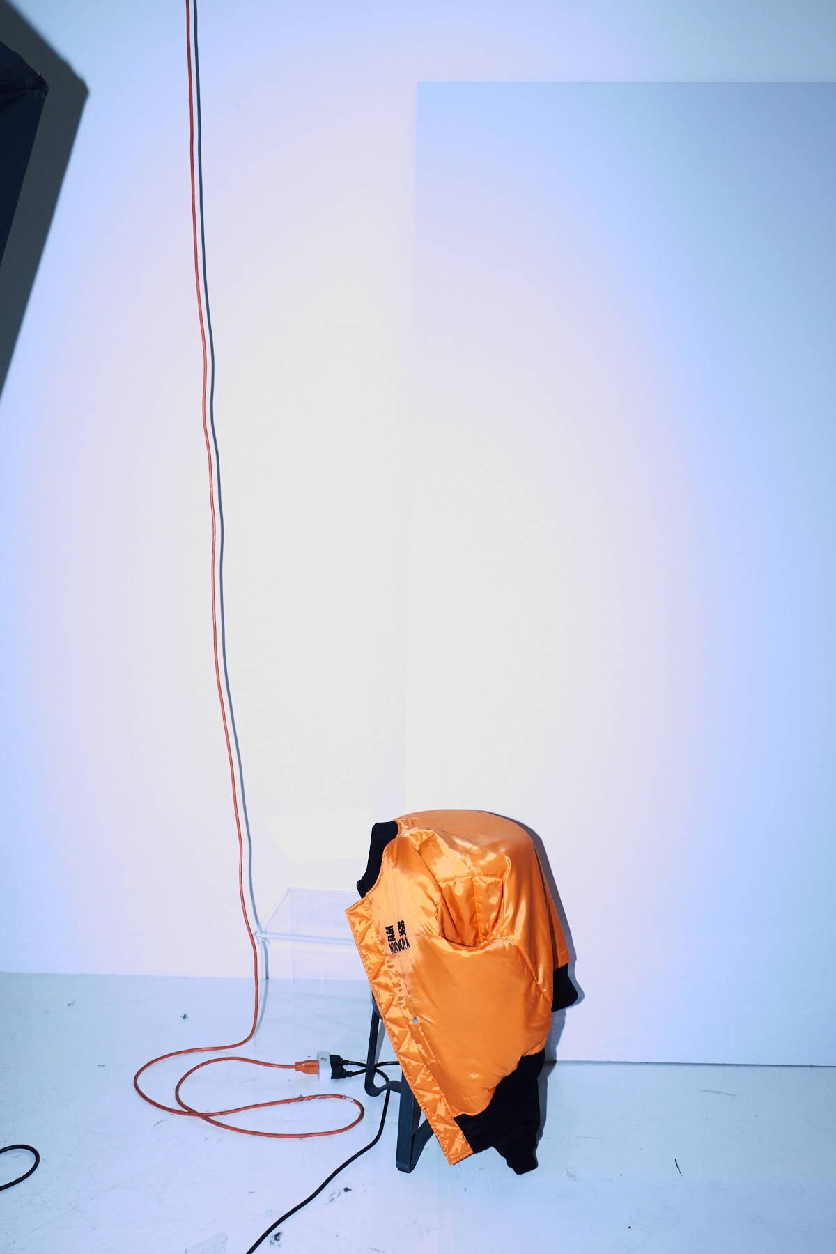 Christian Dada FW17 'Nirvana' bomber- HLorenzo