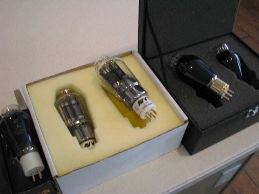 Premium 300b tubes AVVT 32b, Psvane, Shuguang BT