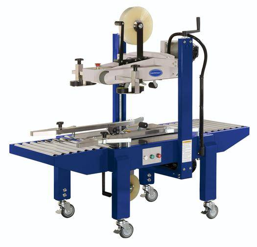 Case taping machines
