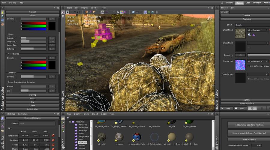 3d game design software free download full version