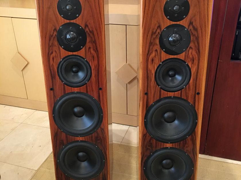 Silverline Audio Sonata MKII Awesome Floorstanding Speakers gen 2