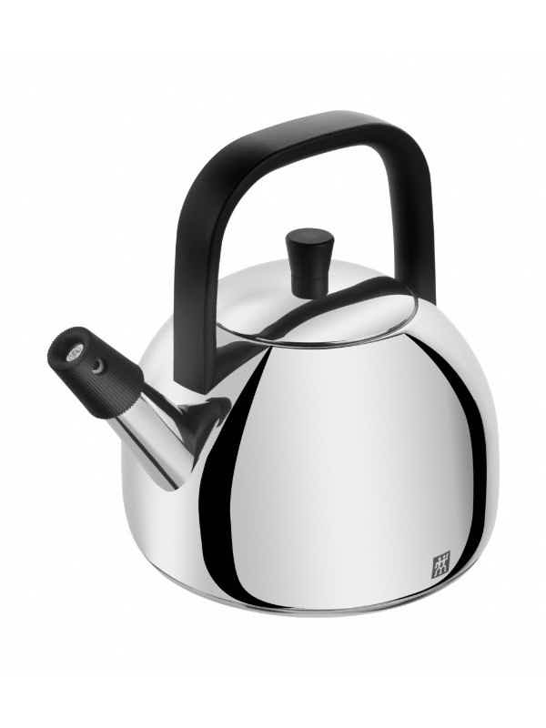 Round Whistling Kettle, 1.7 L