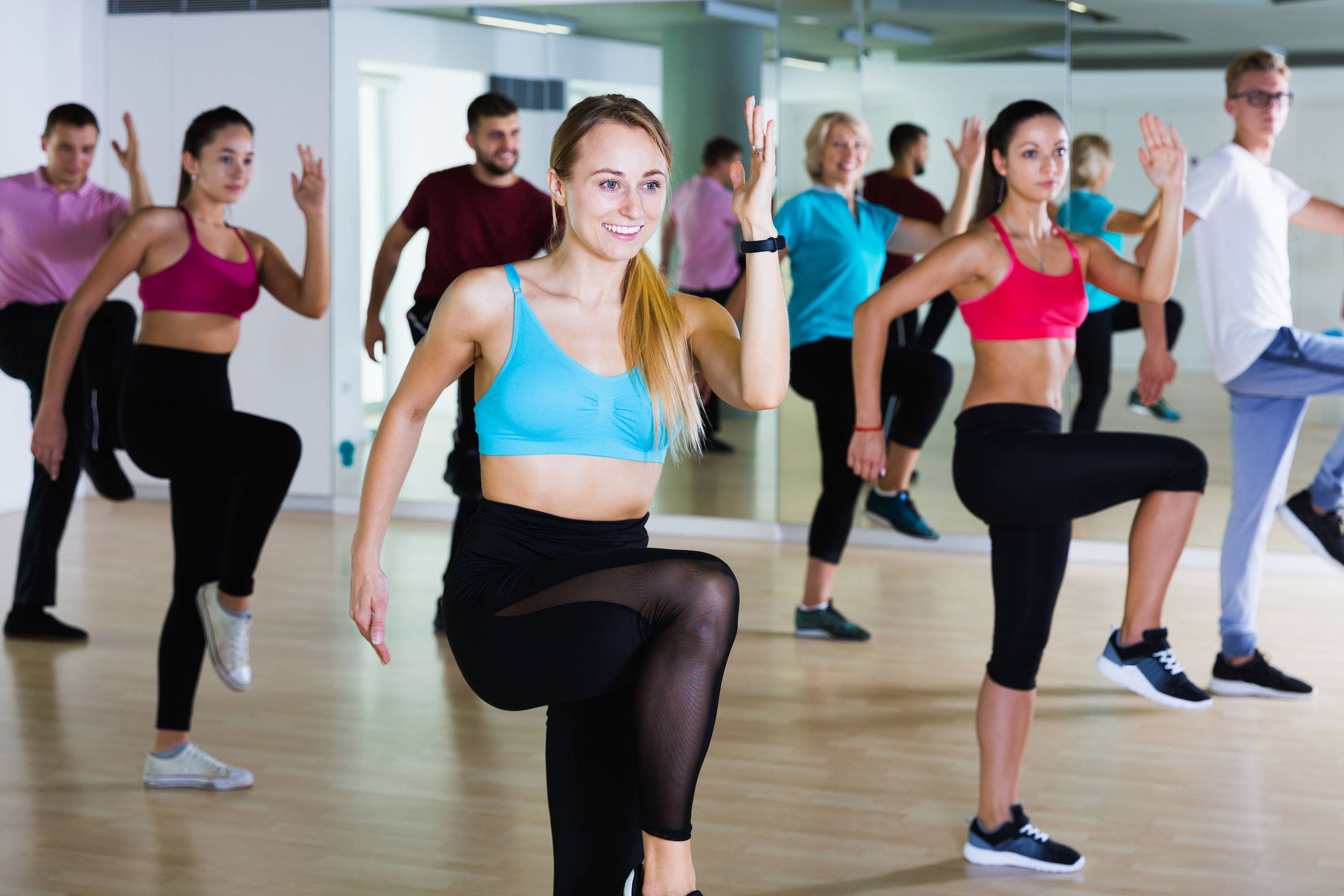 Zumba To Relieve Menopause Symptom