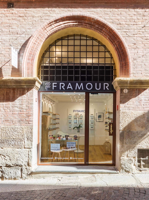 Visitare Bologna Ottica Framour