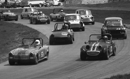 The 2018 Waterford Hills Vintage Races