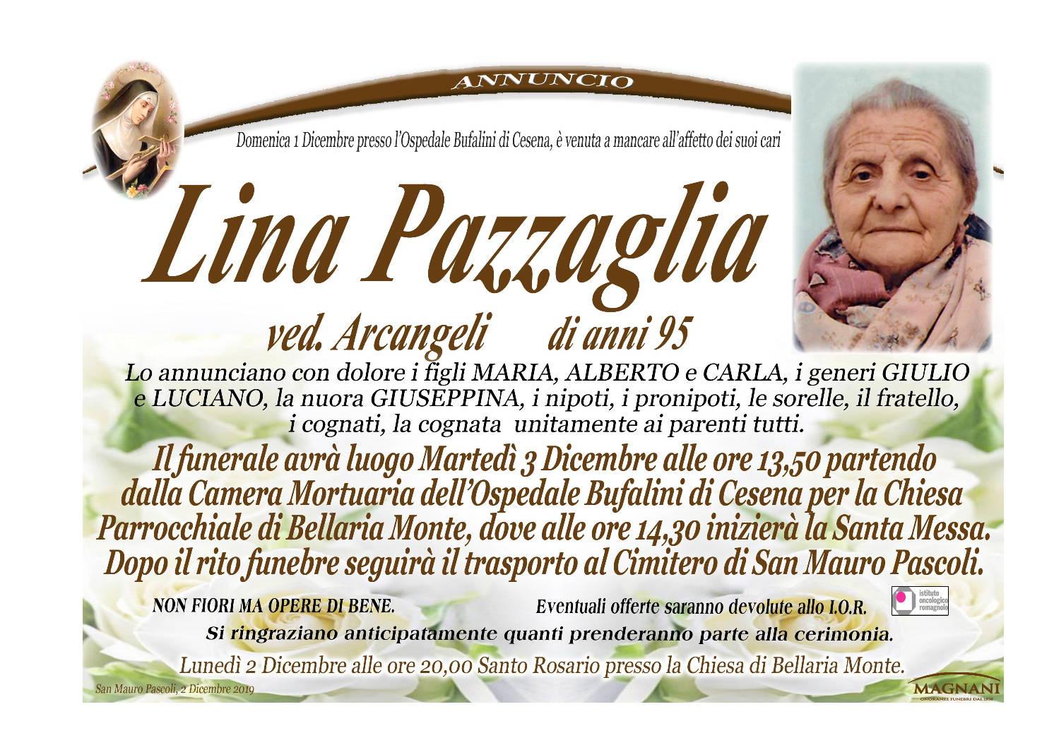 Lina Pazzaglia