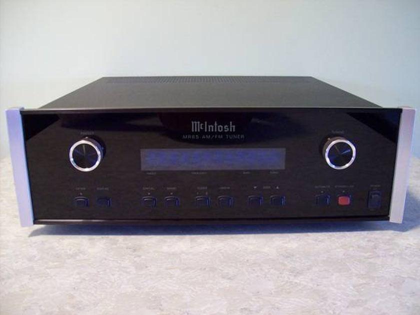 Mcintosh MR85 digital tuner