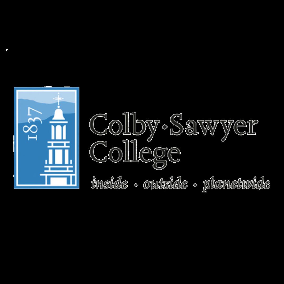 Colby sawyer college logo
