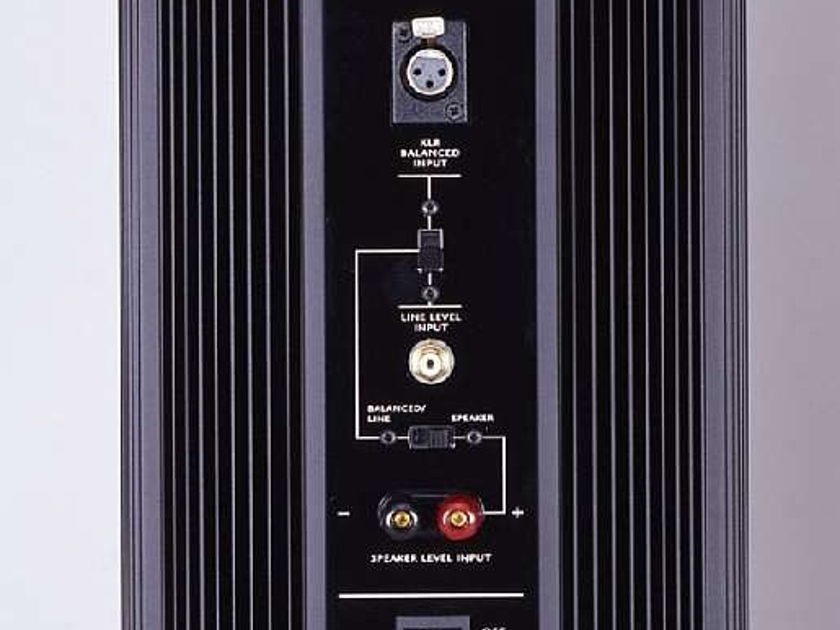Musical Fidelity 750k Mono Amps