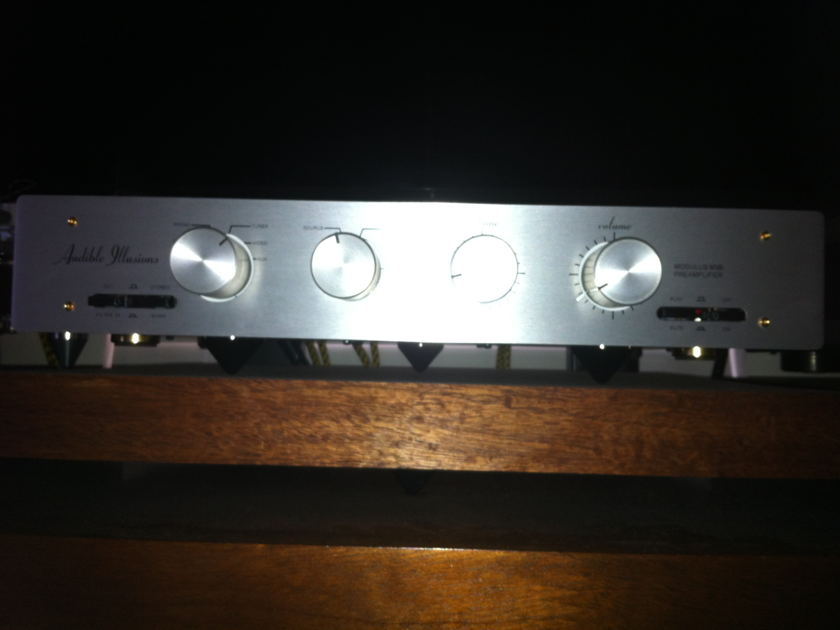 AUDIBLE ILLUSIONS MODULUS 3B MINT!!!