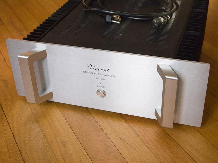 Vincent SP-331 Hybrid Power Amp