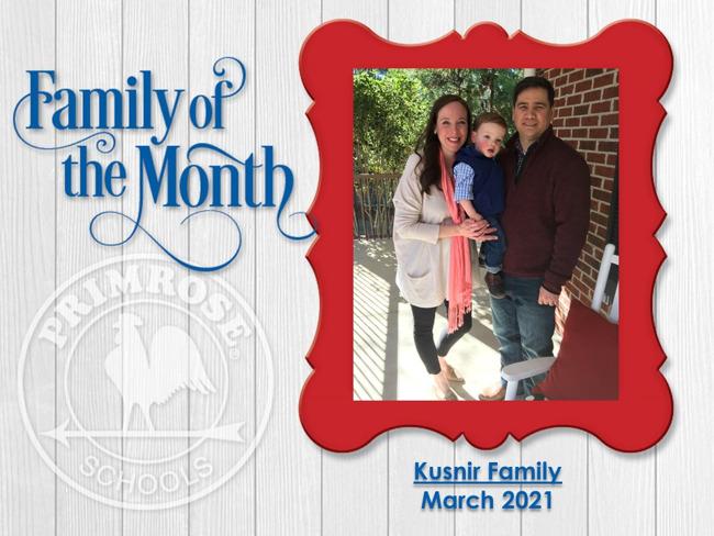 Kusnir Family
