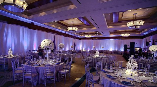 "Hit the ""Easy Button"" with Hotel Ballroom Weddings"