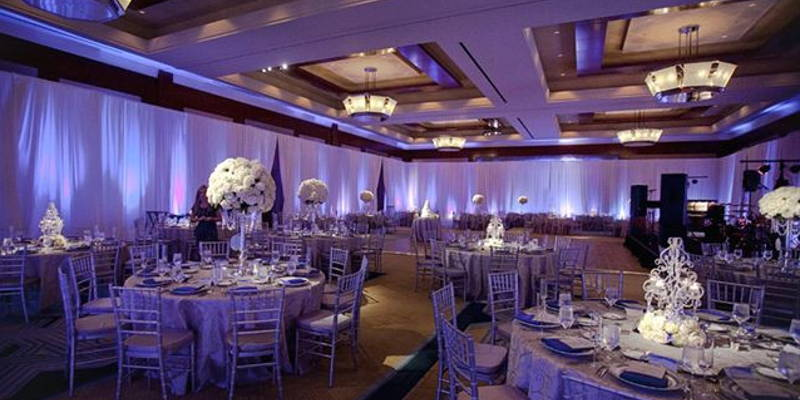 """Hit the """"Easy Button"""" with Hotel Ballroom Weddings"""