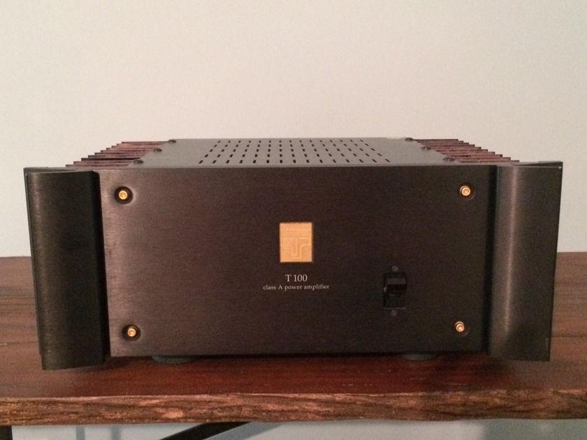 Threshold T-100 Class A Amp