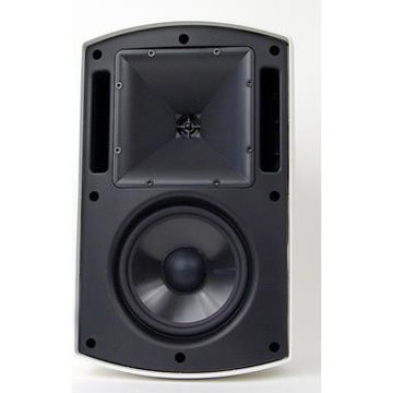 AW-650 Black All Weather Stereo Speakers in (Pair)