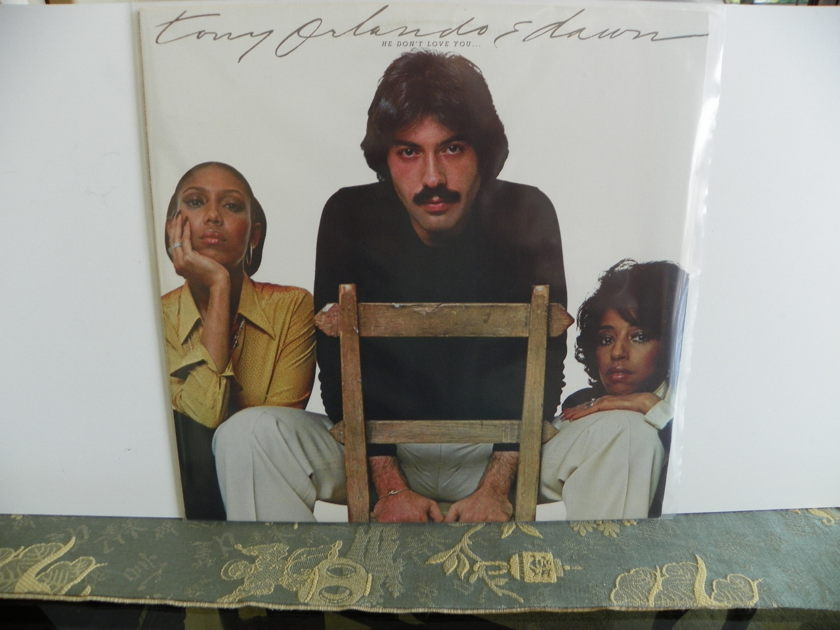 TONY ORLANDO & DAWN - HE DON'T LOVE YOU