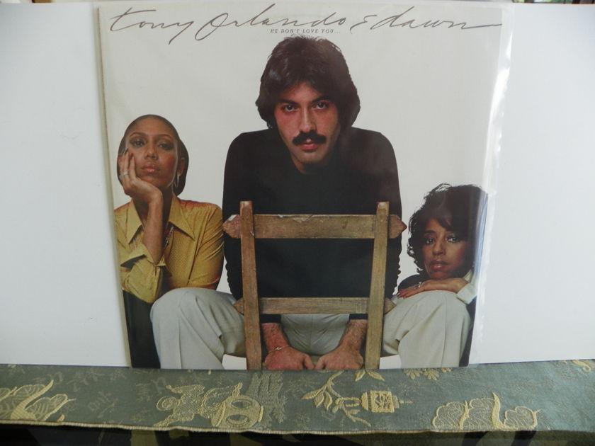 TONY ORLANDO & DAWN - HE DON'T LOVE YOU