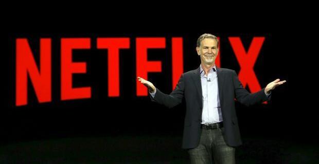 Netflix запускает радиошоу Netflix is a Joke Radio - Новости радио OnAir.ru