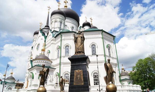 Воронеж - гостеприимный, исторический и удивительный.