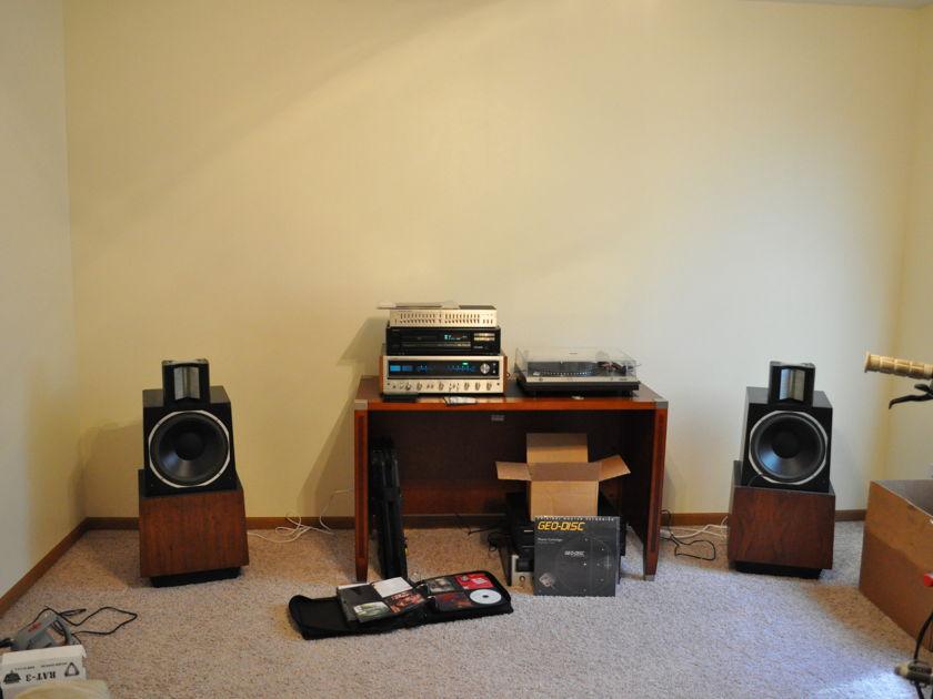 ESS AMT-1B Vintage HEIL speakers