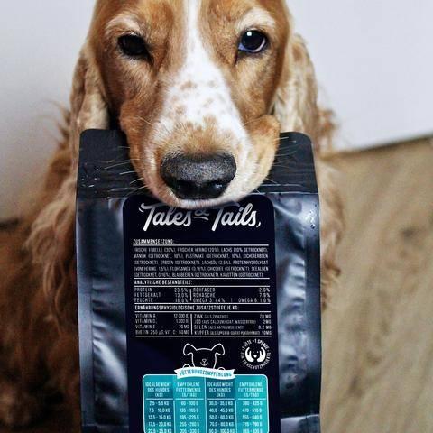 Zutatenlisten bei Hundefutter verstehen - die Deklaration