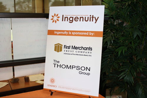 Image for The Thompson Group Sponsors Ingenuity 2011