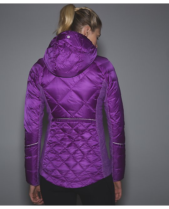 lululemon - Down For A Run Jacket - What are the best lightweight ...