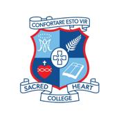 Sacred Heart College (Auckland) logo