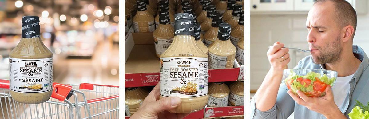 Kewpie Costco Display