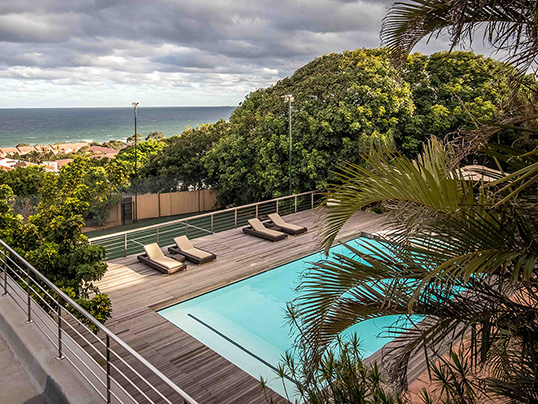 The Straight, Lonehill - This grand villa in a premium location in Umhlanga Rocks is on the market with Engel & Völkers for 39 million ZAF (approx. 2.4 million euros).(Image source: Engel & Völkers KwaZulu-Natal – Dolphin Coast)