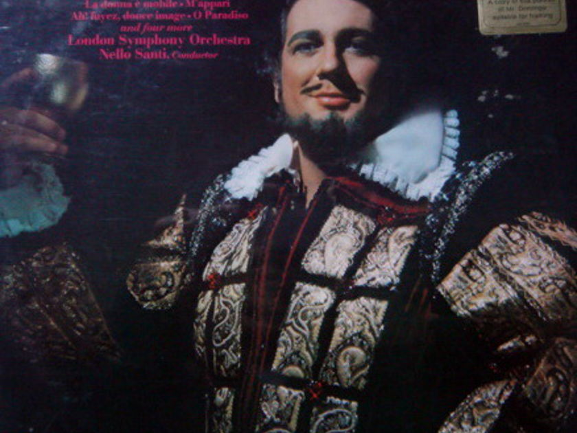 ★Sealed★ RCA Red Seal /  - DOMINGO Sings CARUSO!
