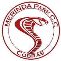 Merinda park cricket club Logo